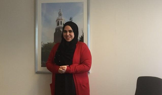 Nadya Aboyaakoub wil met PRO21 in een nieuw te vormen college