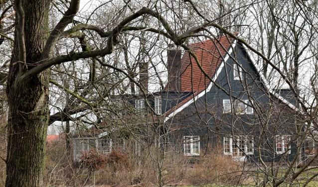 De oorspronkelijke boerderij van 'De Olmenhorst'. Frans Tol © BDU media