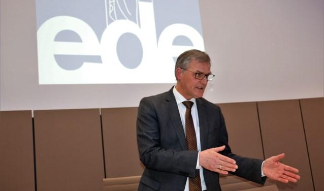 Peter Schalk blijft aan als informateur in Ede.