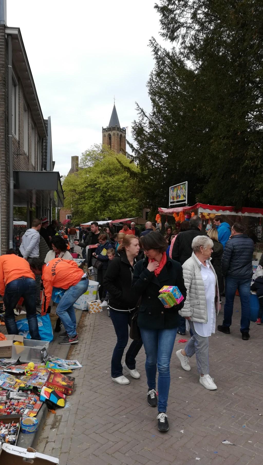 Koningsdag in Amerongen. Wilco Willemse © BDU