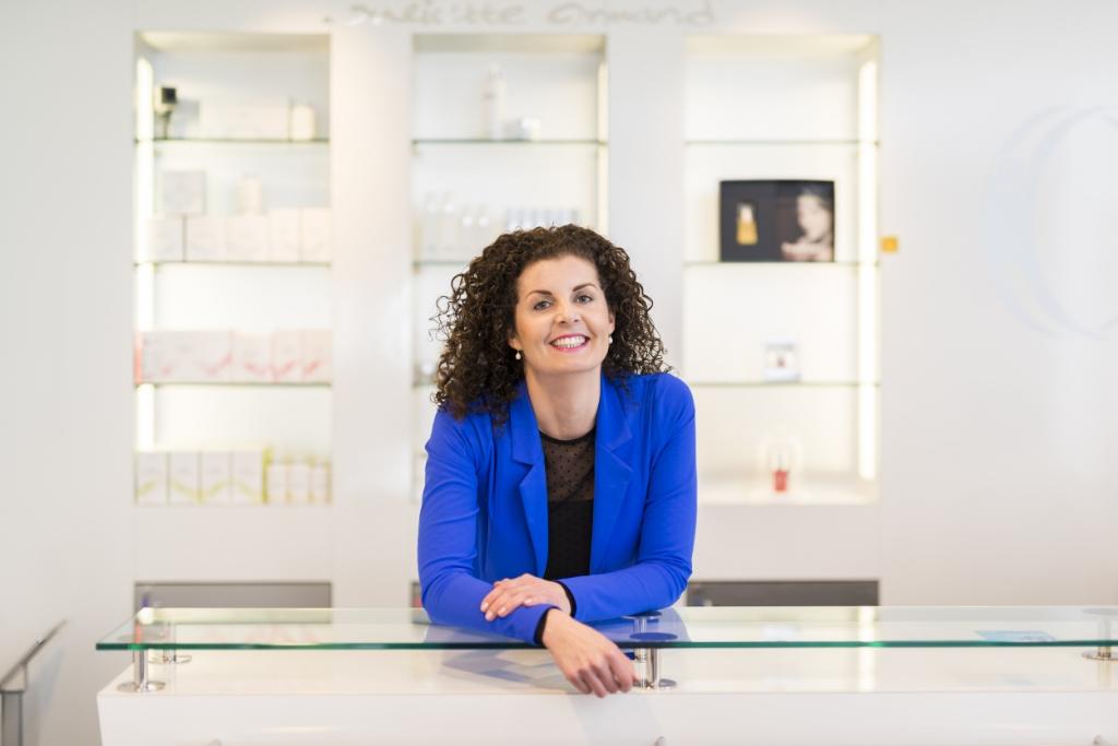 <p>Huidtherapeut Jade van Brakel.</p> <p>Pauw Media</p> © BDU media
