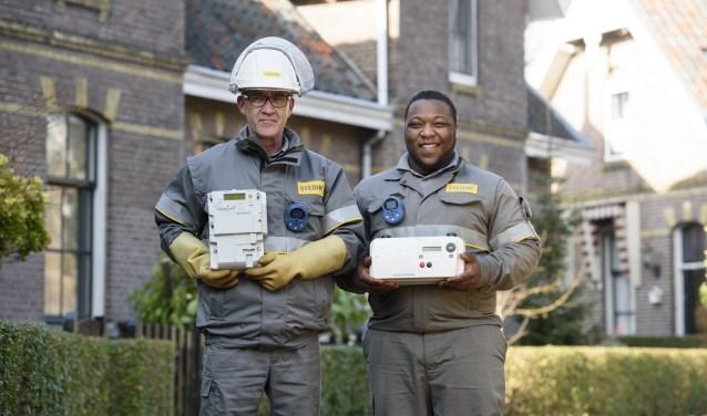 Bijna 7.000 huishoudens in Baarn krijgen een slimme meter.
