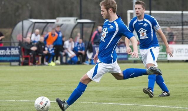 DVSA leed een onverwachte nederlaag tegen middenmoter Echteld