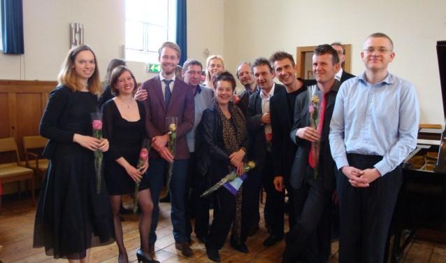 Scarbo Pianisten Collectief komt naar het Witte Kerkje.