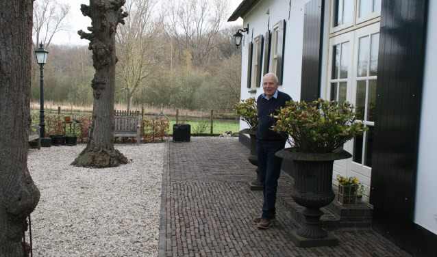 Huib van de Vecht is een van de ambassadeurs voor Glasvezel Buitenaf, dat glasvezel in het buitengebied gaat aanleggen.