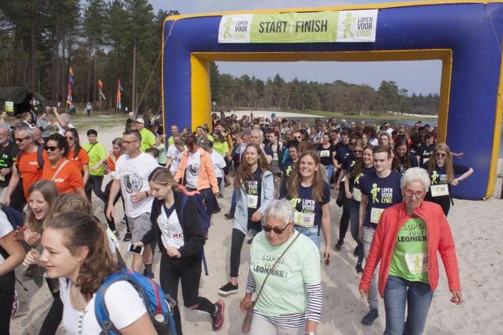 Stichting Lopen voor Lyme © BDU media