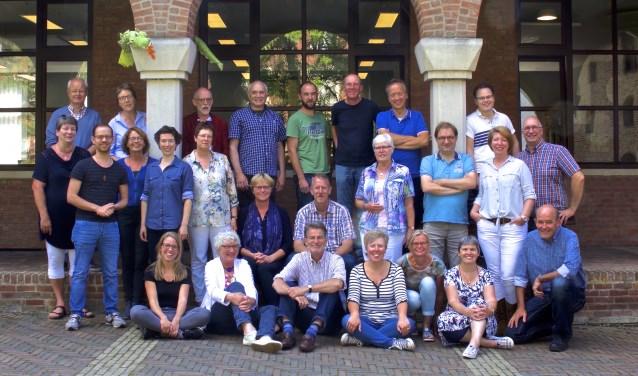 Het Sint Joris Kamerkoor geeft zaterdag een concert.