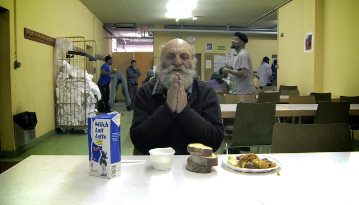 opvangcentrum daklozen Lausanne