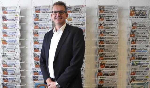 ,,Elke krant die de lezer niet bereikt is er één te veel´´, zegt Wiljo Klein Wolterink, directeur-uitgever van BDUmedia.
