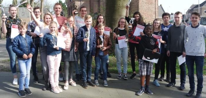 Winnaars van het solisten- en ensembleconcours