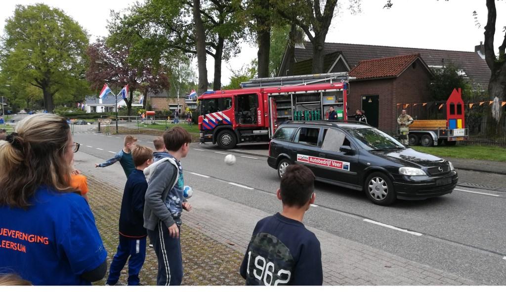 Koningsdag in Leersum. Wilco Willemse © BDU