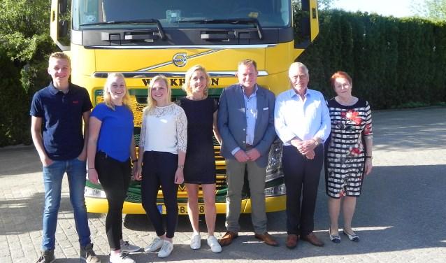 Familie Veldhuizen is trots op het bedrijf en haar medewerkers.
