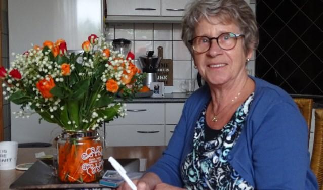 Bertie den Breejen, vrijwilliger bij Oranje Trouw