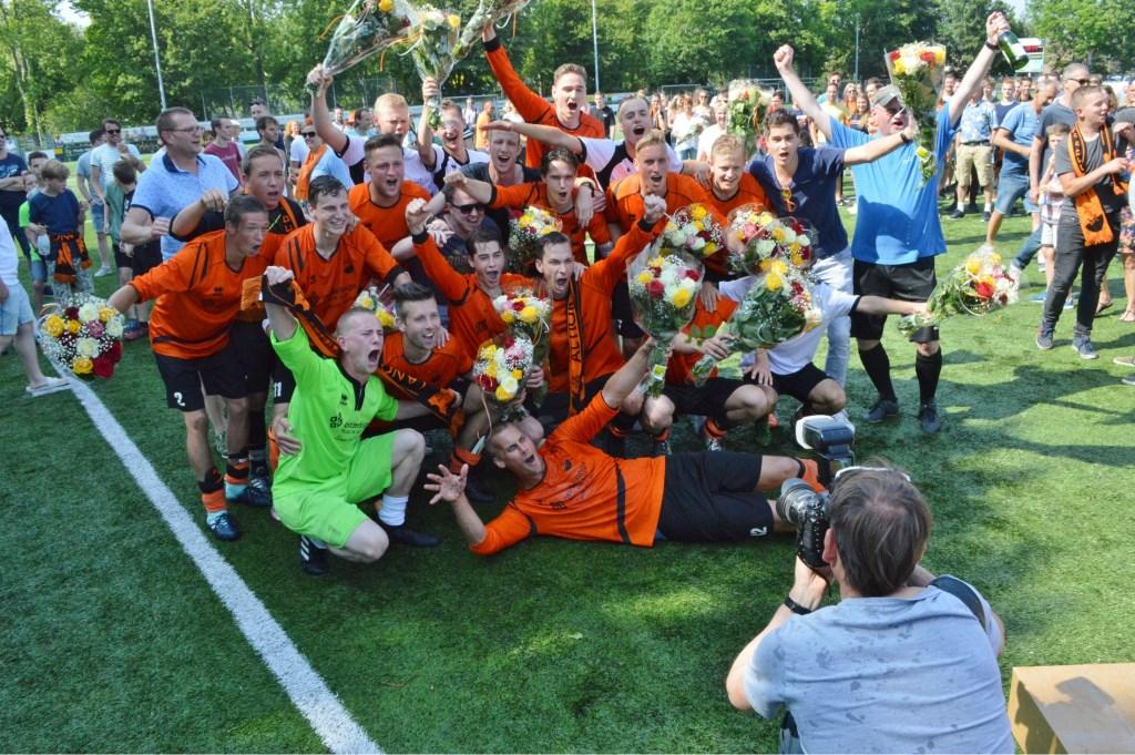 Altior mag eindelijk feest vieren. Jos van Rooijen © BDU media