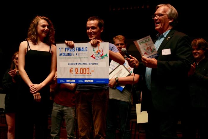 1e prijs voor OpStreek!