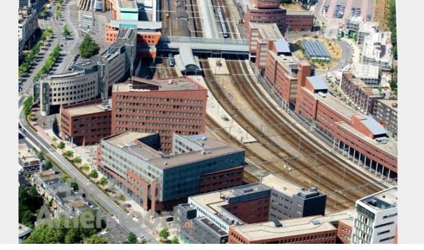 Het Stationsgebied van Amersfoort