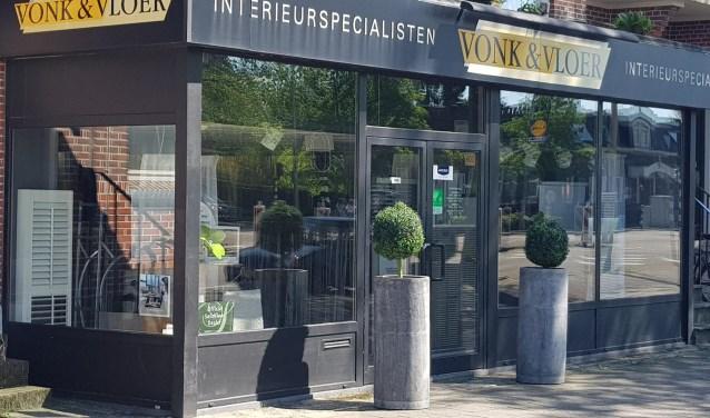 Vonk en Vloer is gevestigd aan de Amsterdamseweg 400 in Amstelveen