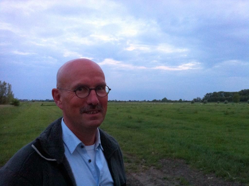René Munsters kijkt terug op tien fijne jaren als voorzitter van de Vereniging voor Dorp & Natuur Leersum-Amerongen.