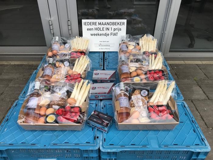 Prijzen van Wim Oskam Fruit uit Werkhoven Robin van Schaik © BDU
