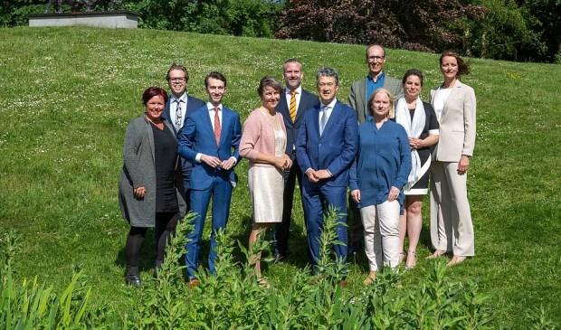 In het nieuwe bestuursakkoord voor het gemeentebestuur van Ede beschrijven de fracties van ChristenUnie, CDA, GemeenteBelangen, VVD en GroenLinks welke plannen zij hebben voor de komende vier jaar.