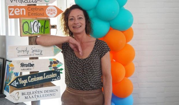 Bonnie van Vught, coördinatrice De Bron van Leusden