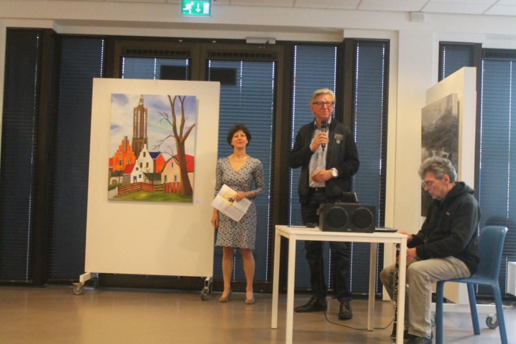 Van links naar rechts: Angela van Iersel, Martin Vermeul en Werner van der Burgh. Hannie Lamberink-van de Veen © BDU media