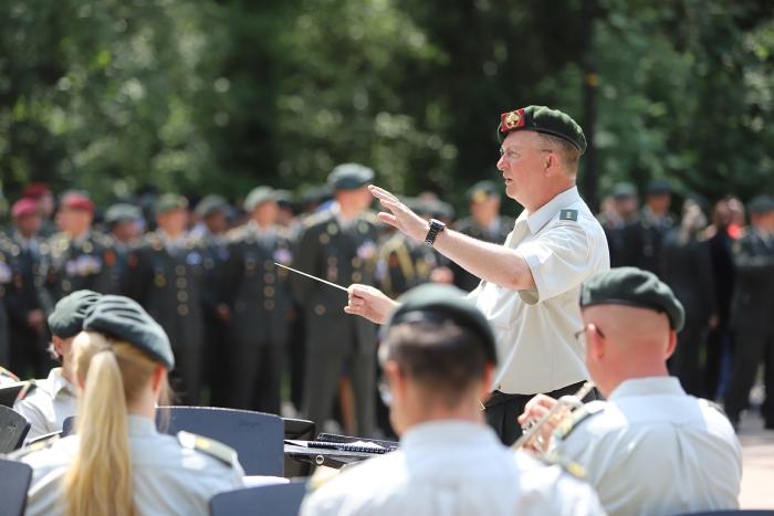 Regimentsfanfare 'Garde Grenadiers en Jagers'