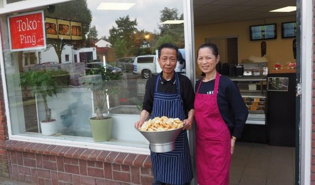 Toko Ping is zes dagen per week geopend voor Indonesische afhaalmaaltijden.