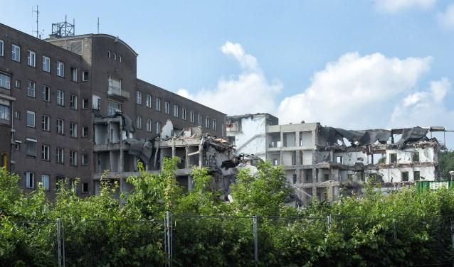 Slopen ziekenhuis Lichtenberg
