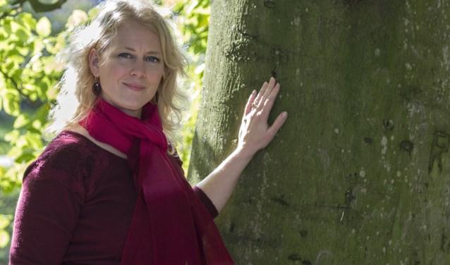 Jetske Hingst wil mensen helpen om stress te verminderen.