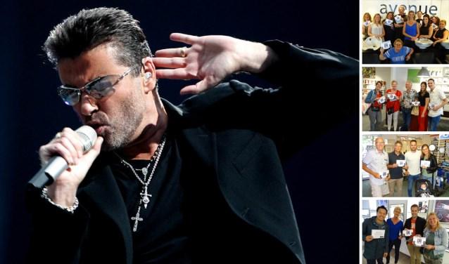 George Michael is voor velen een popicoon.