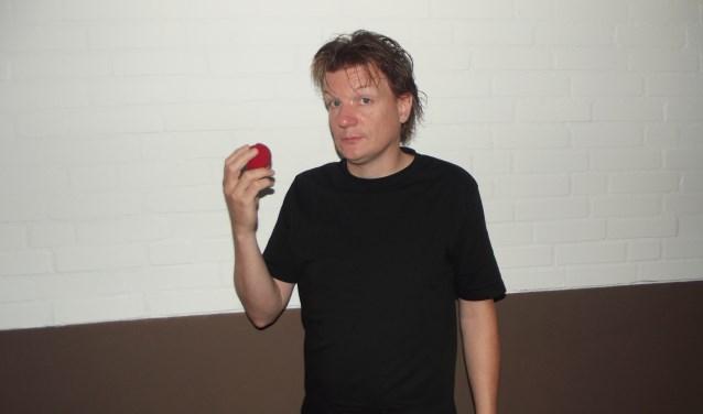 Henk Vlot is als theatermaker op zoek naar waardevol contact