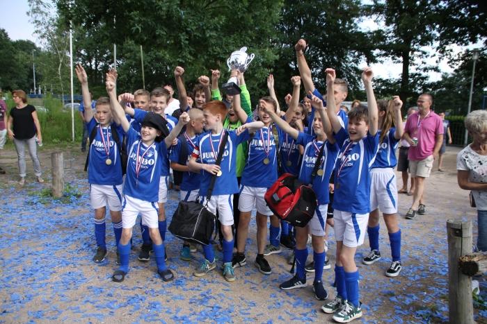 KNVB Bekerwinnaars DVSA JO12