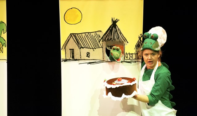 Joes Boonen speelt Ik zou wel een kindje lusten @ Prentenboekfestival