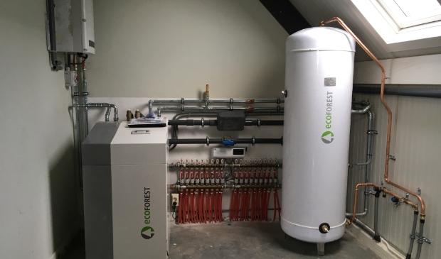 De elektrische warmtepomp is een mogelijk alternatief voor de traditionele, aardgasgestookte  verwarmingsketel.