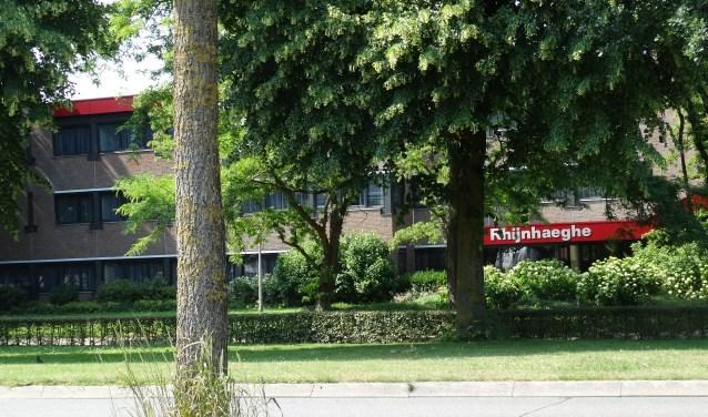 Kantorencomplex Rhijnhaeghe gaat plat voor woningbouw