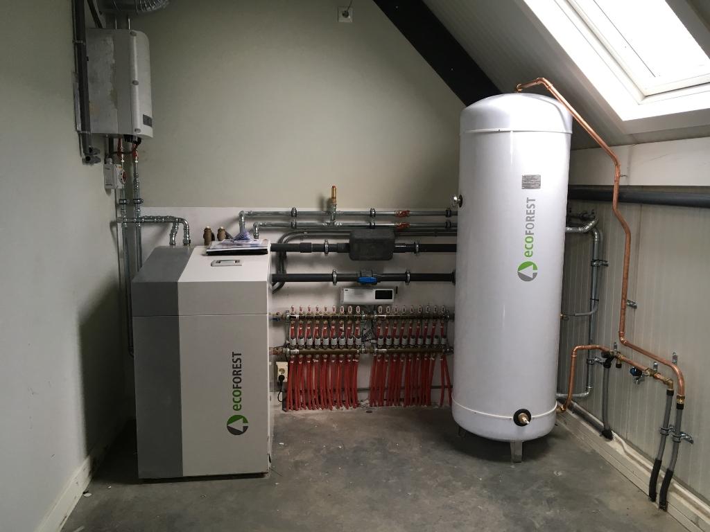 Warmtepompen zullen een belangrijk alternatief worden voor de huidige cv-ketels die op het aardgasnet zijn aangesloten.