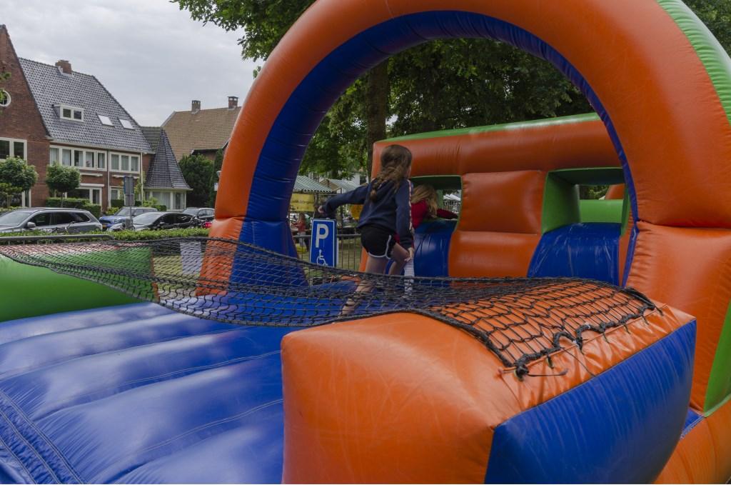 De Stormbaan was populair bij de kinderen Ellen Toledo © BDU media
