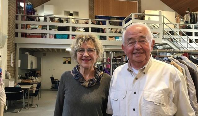 Margriet Schut en Theo Nederstigt maken zich zorgen over de toekomst