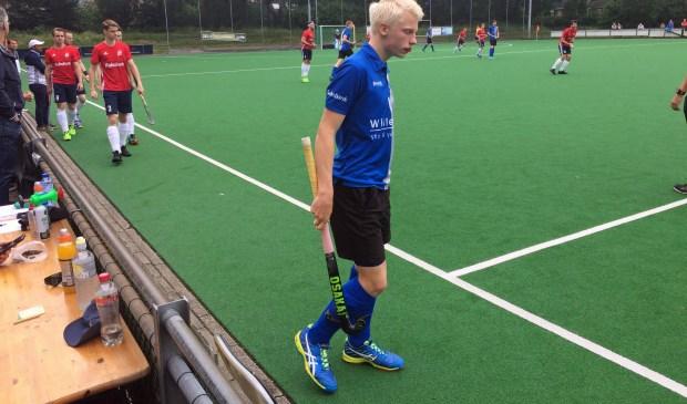 :uc Dommershuijsen speelde goed, maar scoorde niet.