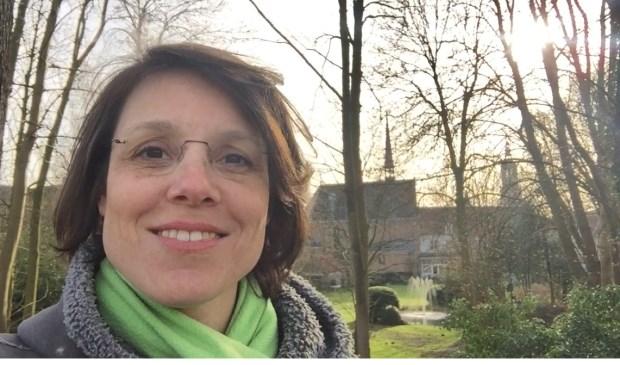 Astrid Janssen, duurzaamheids-wethouder