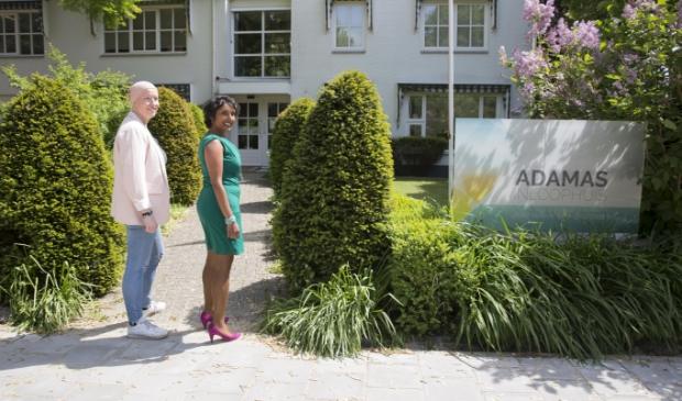 Het Adamas inloophuis biedt ondersteuning voor volwassenen en kinderen geconfronteerd met kanker.