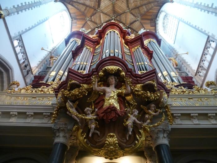 Grote of St.-Bavokerk, Müller-orgel