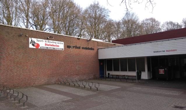 Sport- en Bowlingcentrum Steinheim.