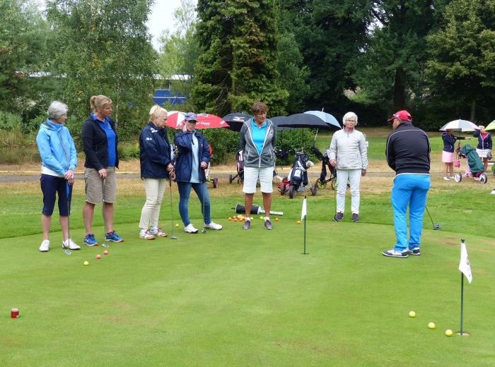 golfclinic Persdienst DGC © BDU