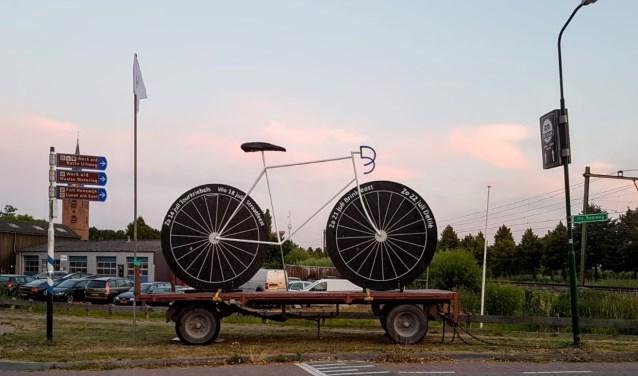 De Tour de Schalkwijk gaat weer beginnen