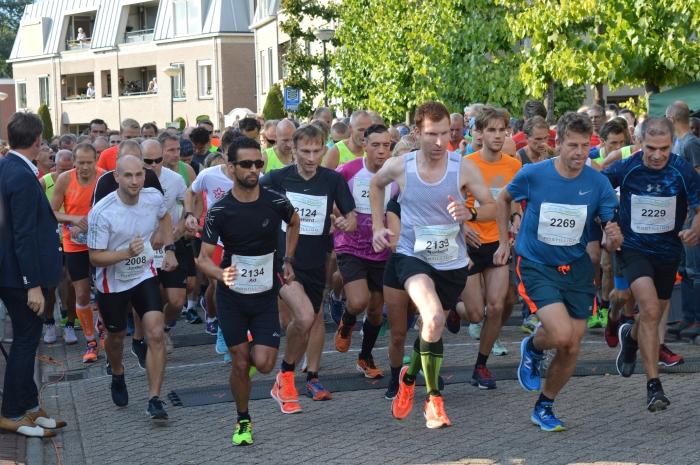 start van de 12 km in 2017