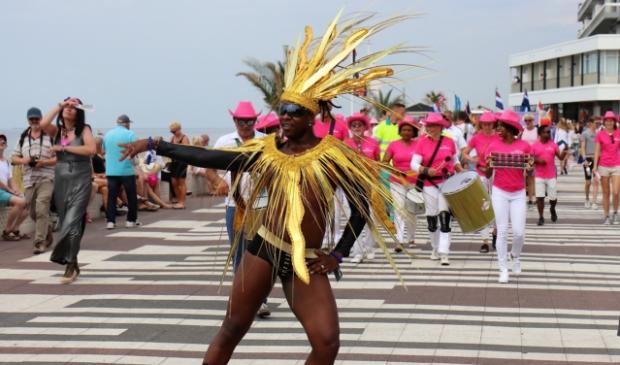 <p>Pride at the Beach.</p>