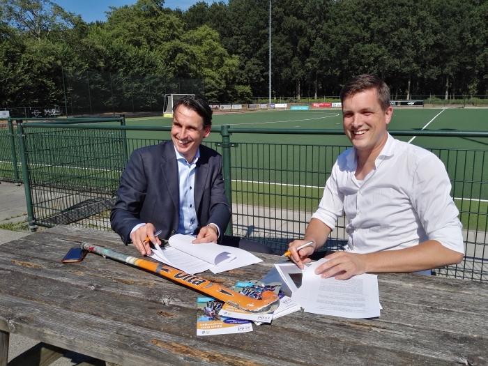 H.C. de Haaskamp en Kinderopvang SKDD gaan voor een Sport BSO in Amerongen!