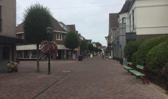 Wie vanuit de Mollerusstraat de Laanstraat ingaat, komt geen bord tegen. Christine Schut © BDU media
